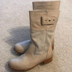 Timberland Earrhkeeper Cowboy Style Boots